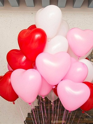 balloons of the heart