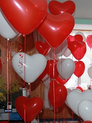 balloons of the heart 2